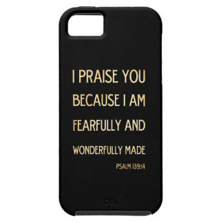 Christian Scriptural Bible Verse - Psalm 134:19 iPhone 5 Cover