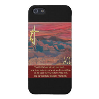 Christian Scripture I-pod iPhone 5/5S Case