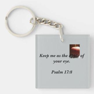 Christian Scripture Keychain