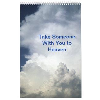 Christian Share the Gospel 18-Month Calendars