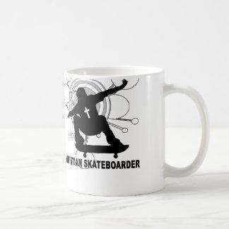 Christian Skateboarder Coffee Mug