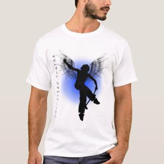 Christian Skater Blue T-Shirt