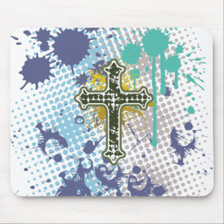 Christian stuff mouse pad