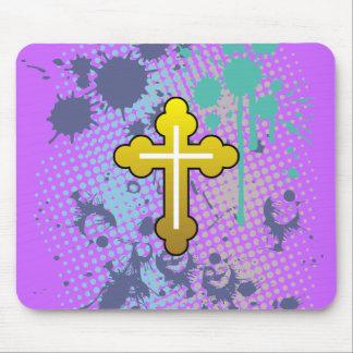 Christian stuff mouse pad
