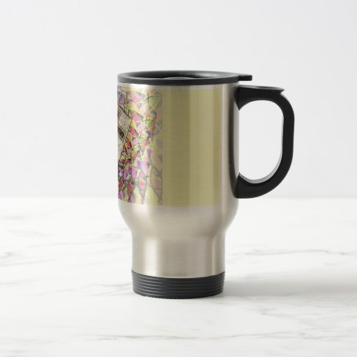 Christian symbols... The Cross and the Fish. Coffee Mugs