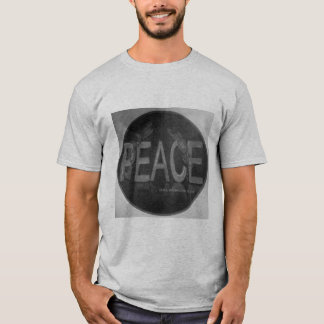 Christian T-shirt -Peace Love Joy