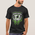 Christian T-Shirt: Team Jesus 2 T-Shirt
