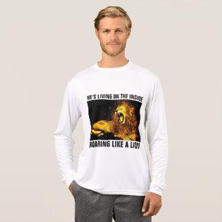 CHRISTIAN T-shirts, LION OF JUDAH ROARING T-Shirt
