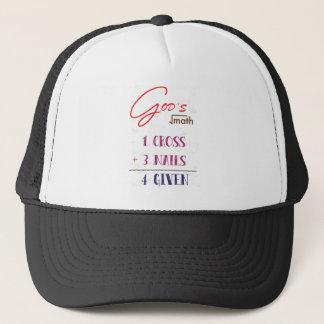 Christian Tee Shirt Forgiven Trucker Hat
