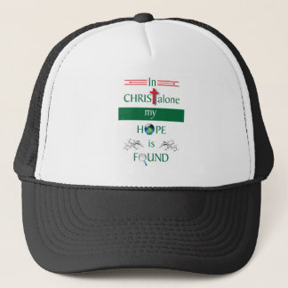 Christian Tee Shirt Trucker Hat
