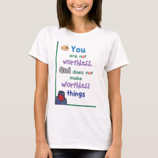 Christian Tee Shirt You Are Worth