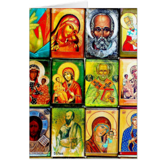 Christian Theme Religious Notecard
