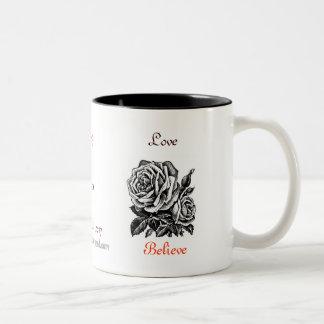 Christian Two-Tone Coffee Mug
