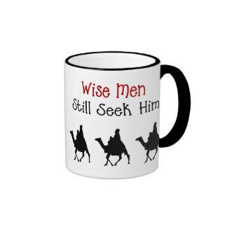 Christian Wise Men  Christmas Mug
