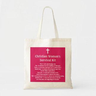 Christian Woman's Survival Kit