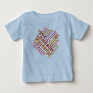 Christian WONDERFUL COUNSELOR Baby T-Shirt