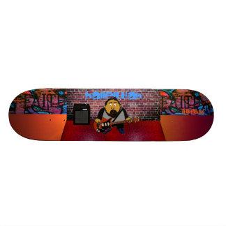 Christian Worship Leader Skateboard Deck