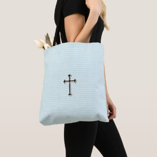 Christian-Zechariah 4:6_Faith-Feel-Good-Tote-Bag's Tote Bag