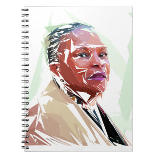 Christiane Taubira Notebook
