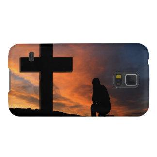 Christianity Faith Cross Jesus Peace Love Destiny Galaxy S5 Cover