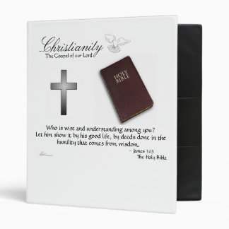 Christianity - Passage binder
