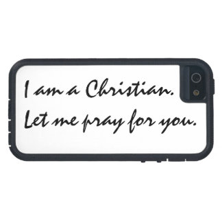 Christian's iPhone case