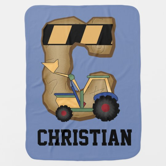 Christian's Personalized Gifts Baby Blanket