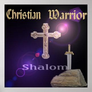 christianwarriorposter poster