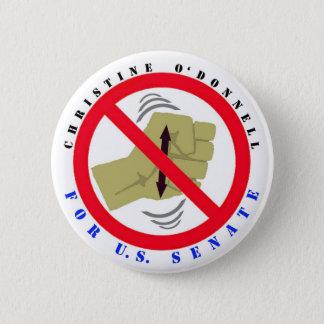 Christine for Senate 2 Inch Round Button