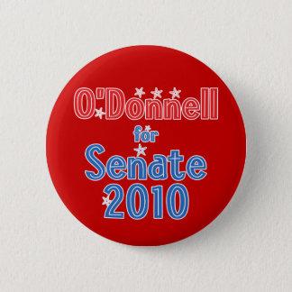 Christine O'Donnell for Senate 2010 Star Design 2 Inch Round Button