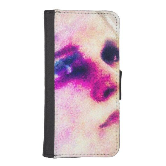 """Christine"" phone wallet"