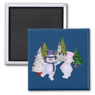 Christmas3 Magnet
