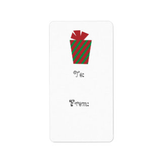 christmas_0003_Vector Smart Object, To:From: