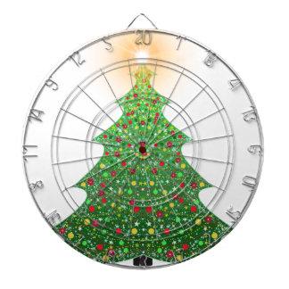 christmas-1081473 dartboard