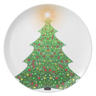 christmas-1081473 plate