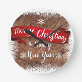 christmas-1869342 wallclock