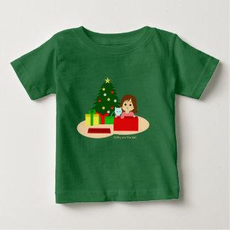 Christmas 1 baby T-Shirt