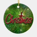ChrisTmas-1 Ornament