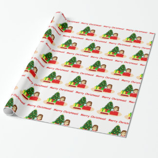 Christmas 1 wrapping paper