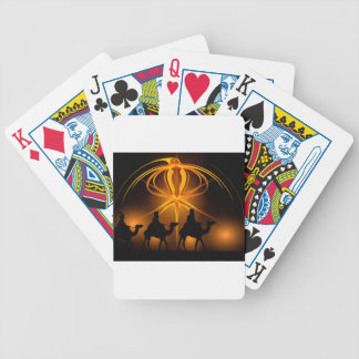 Christmas-2017-004 Bicycle Playing Cards