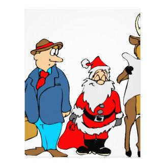 christmas-2879263 letterhead