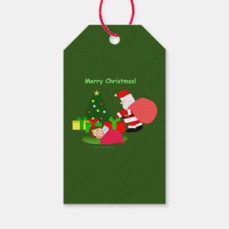 Christmas 2 gift tags