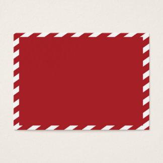Christmas 3.5x2.5 card! business card
