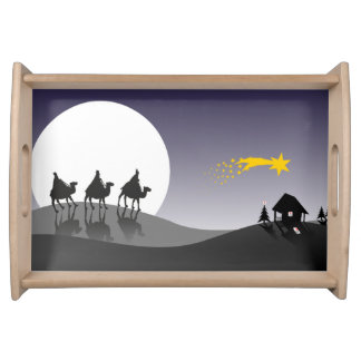 Christmas 3 Wise men-Serving Tray