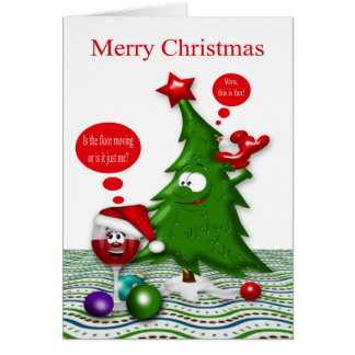 Christmas, adult humor, card