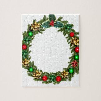 christmas advent decoration jigsaw puzzle