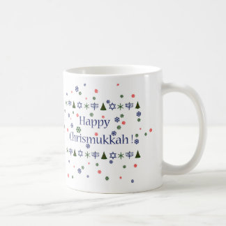 Christmas and Hanukkah Combo Mug