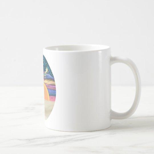 Christmas Angel - Add Your Pet Coffee Mug