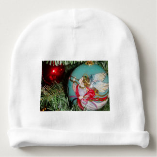Christmas angel - christmas art -angel decorations baby beanie