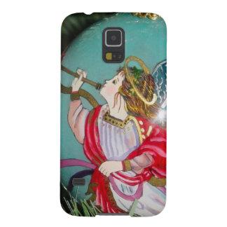 Christmas angel - christmas art -angel decorations galaxy s5 case